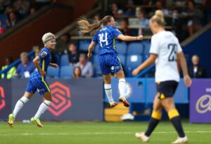Chelsea Everton Women