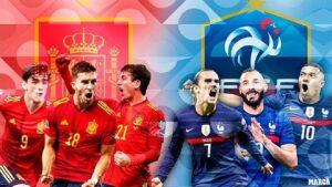 Spain Vs France