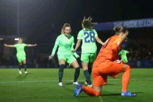 Chelsea Vs Wolfsburg Women